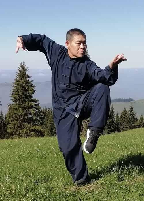 Großmeister  shen xijing
